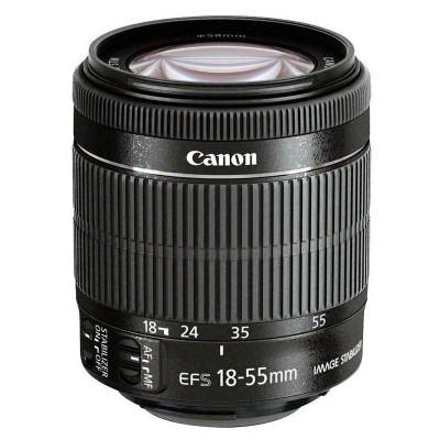 Detalhes do produto LENTE 18-55MM - CANON