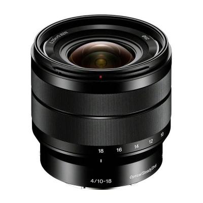 Detalhes do produto LENTE 10-18MM - Sony