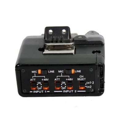 Detalhes do produto ADAPTADOR AG MYA30G XLR - PANASONIC