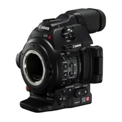 Detalhes do produto CAMERA DE VÍDEO C100 MARK II EF - CANON