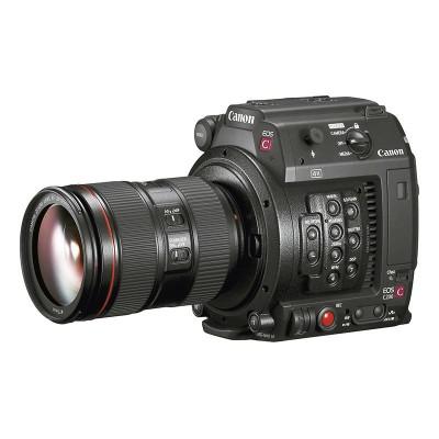Detalhes do produto CAMERA DE VÍDEO C200 EF - CANON