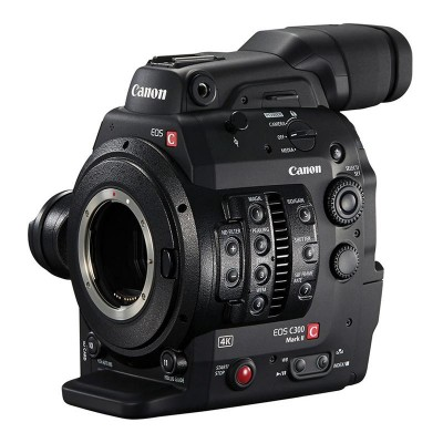 Detalhes do produto CAMERA DE VÍDEO C300 MARK II EF - CANON
