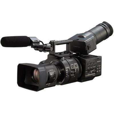 Detalhes do produto CAMERA DE VÍDEO NEX-FS700K - SONY