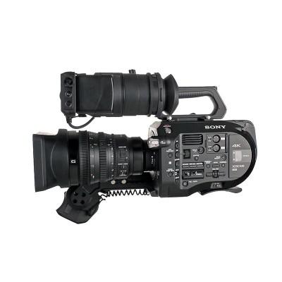 Detalhes do produto CAMERA DE VÍDEO PMW FS7 - SONY