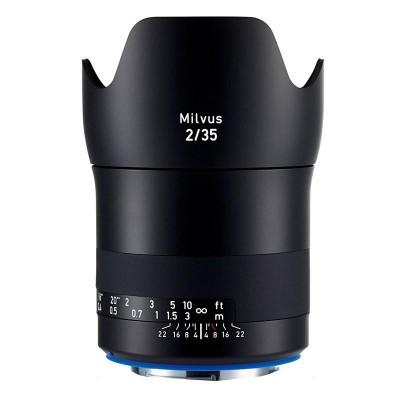 Detalhes do produto LENTE 35MM MILVUS - ZEISS