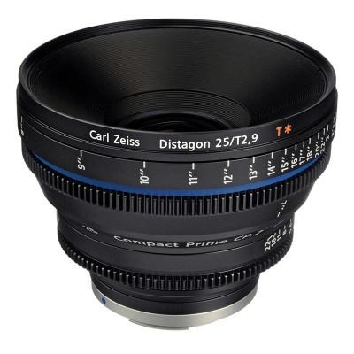 Detalhes do produto LENTE CP.2 25MM - ZEISS