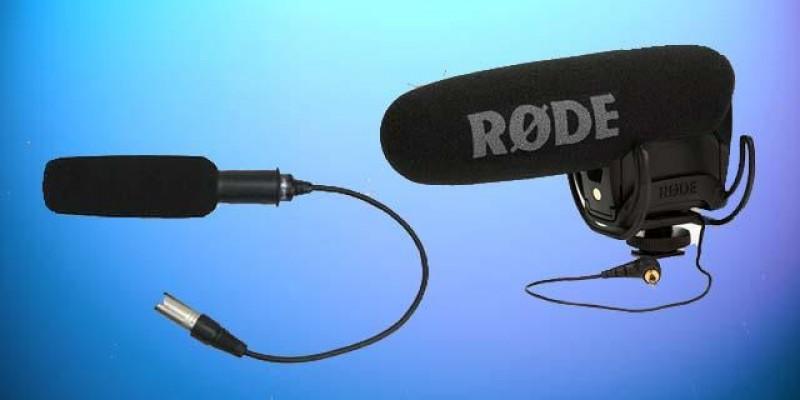 Por que você precisa de um microfone para gravar áudio na sua câmera?