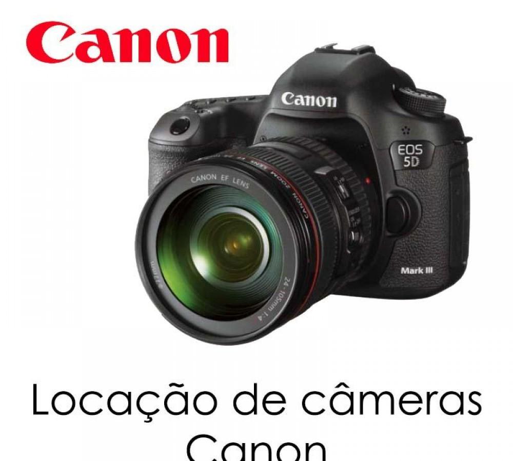 Câmeras Canon - Foto 0