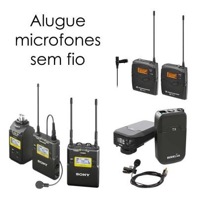 Detalhes do produto MICROFONES SEM FIO