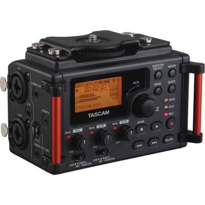 Detalhes do produto GRAVADOR Áudio DR-60MKII - TASCAM