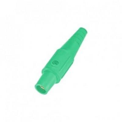Detalhes do produto Cam Lock Cabo Macho 400A - Verde