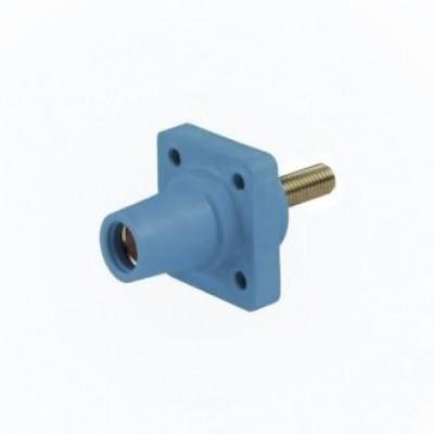 Detalhes do produto Cam Lock Painel Femea 400A - Azul C/ Parafuso