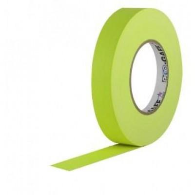 Detalhes do produto Fita de Tecido Gaffer Tape 2,5cm x 25m Amarelo FL