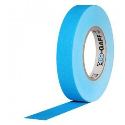 Detalhes do produto Fita de Tecido Gaffer Tape 2,5cm x 25m Azul FL