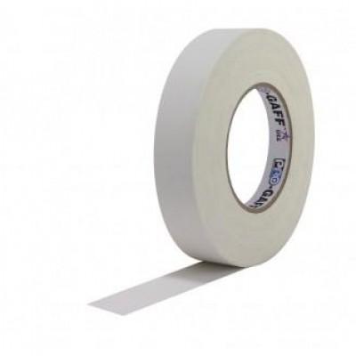 Detalhes do produto Fita de Tecido Gaffer Tape 2,5cm x 25m Branco
