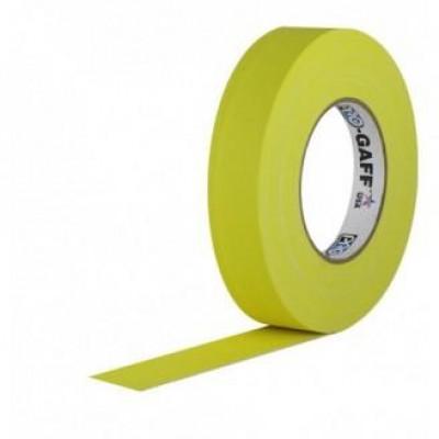 Detalhes do produto Fita de Tecido Gaffer Tape 2,5cm x 50m Amarelo