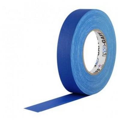 Detalhes do produto Fita de Tecido Gaffer Tape 2,5cm x 50m Azul