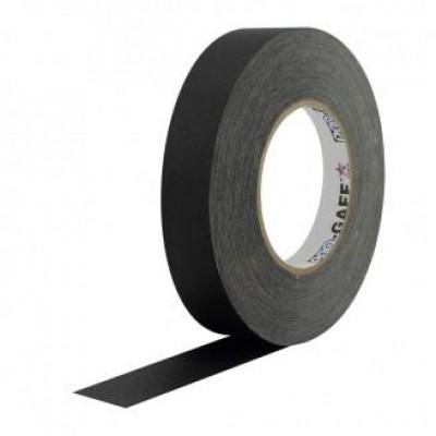 Detalhes do produto Fita de Tecido Gaffer Tape 2,5cm x 50m Preto