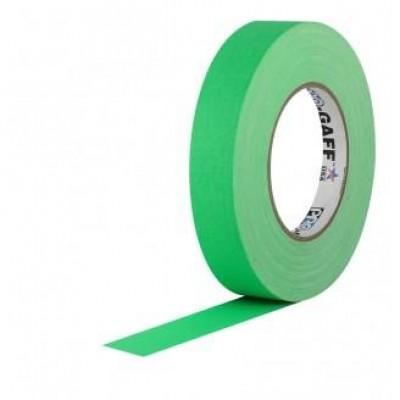 Detalhes do produto Fita de Tecido Gaffer Tape 2,5cm x 50m Verde FL