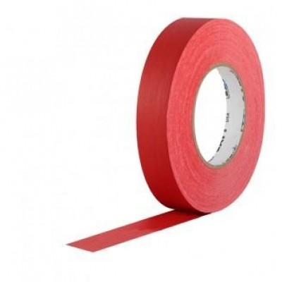 Detalhes do produto Fita de Tecido Gaffer Tape 2,5cm x 50m Vermelho