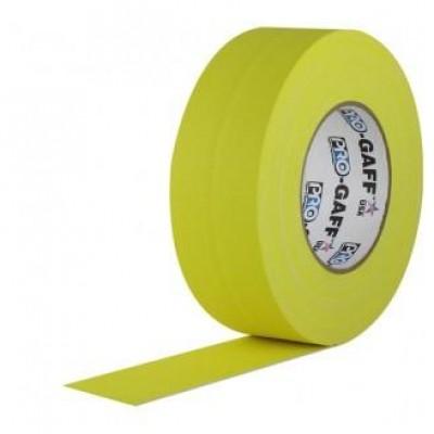 Detalhes do produto Fita de Tecido Gaffer Tape 5cm x 25m Amarelo