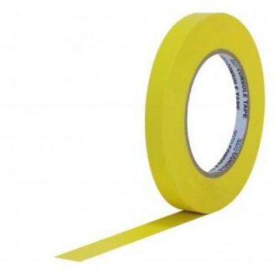 Detalhes do produto Fita Artist Tape 1,2cm x 50m Amarelo