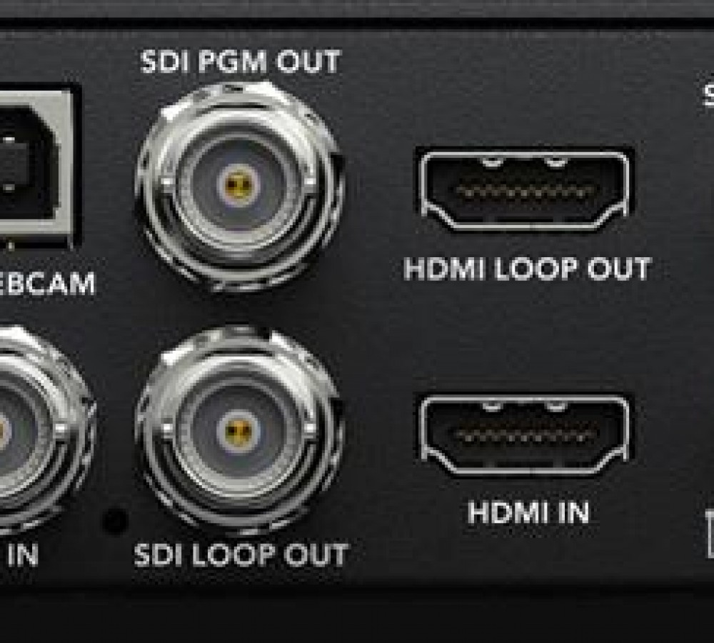 Blackmagic Web Presenter - Foto 3