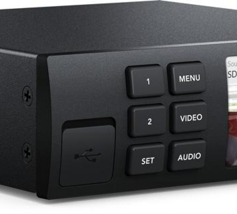 Blackmagic Web Presenter - Foto 2