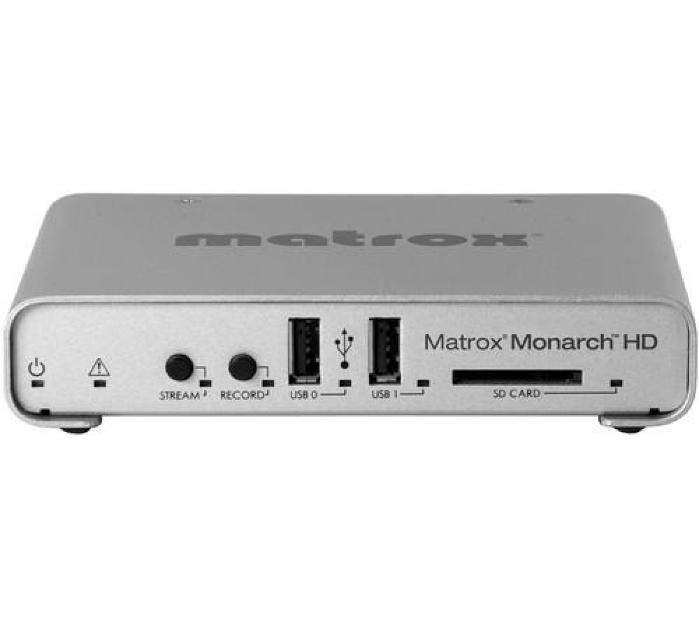 Conversor Streaming Monarch Matrox - Foto 1