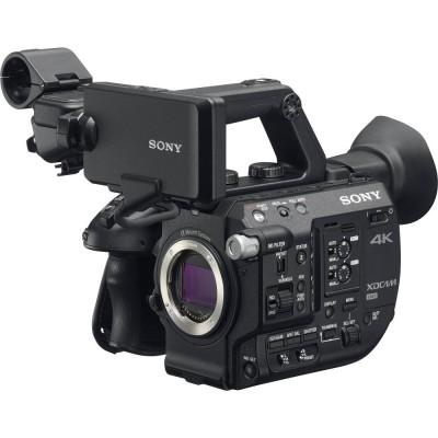 Detalhes do produto CAMERA DE VÍDEO PXW FS5 - SONY