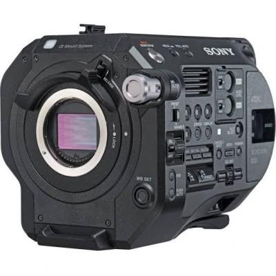 Detalhes do produto CAMERA DE VÍDEO PXW-FS7MK2 - SONY