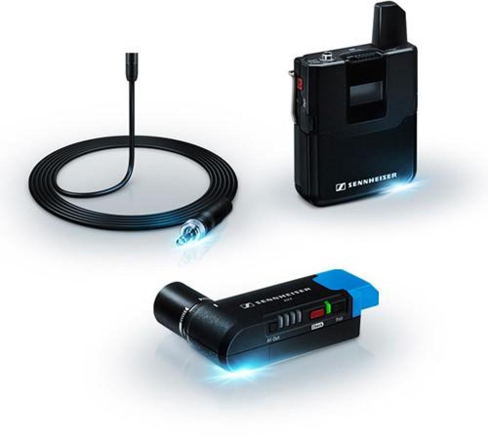 Microfone Sem Fio Digital De Lapela Avx Me2 - Sennheiser - Foto 1