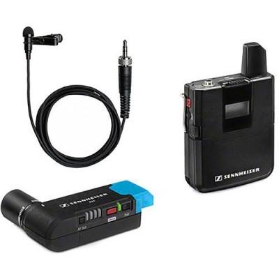 Detalhes do produto Microfone Sem Fio Digital De Lapela Avx Me2 - Sennheiser