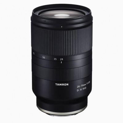 Detalhes do produto LENTE 28-75MM - TAMRON