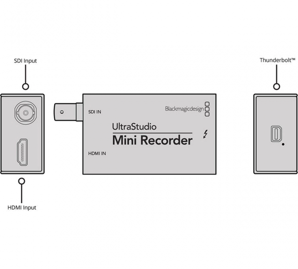 Ultra Estudio Mini Recorder  - Foto 1