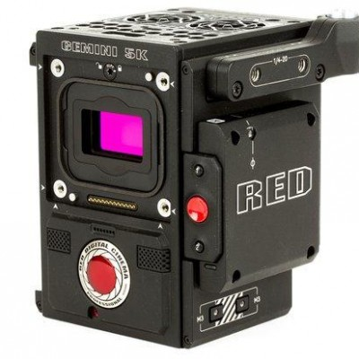 Detalhes do produto CAMERA DE VIDEO DSMC2 BRAIN com Sensor GEMINI 5K -RED