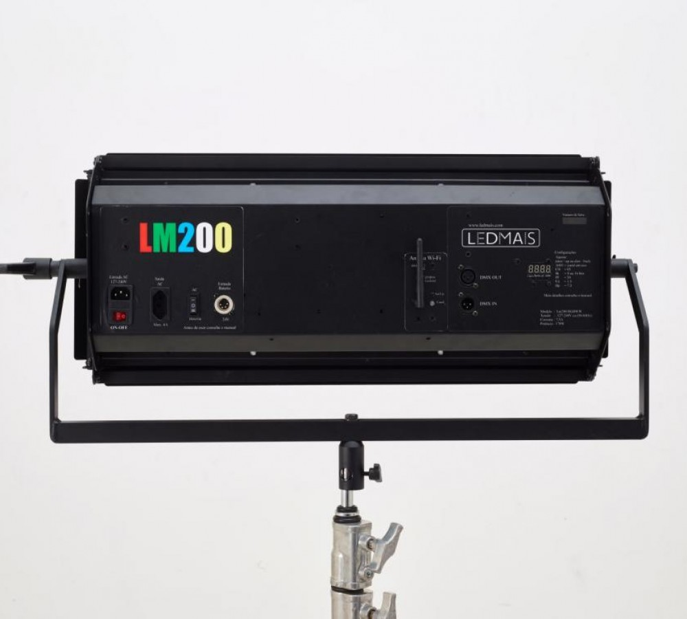 Painel LM 200 - LEDMAIS - Foto 2
