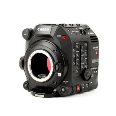 Detalhes do produto CAMERA DE VÍDEO C500 MARK II - CANON