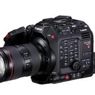 Detalhes do produto CAMERA DE VÍDEO C300 MARK III - CANON