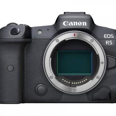 Detalhes do produto CAMERA EOS R5 - CANON