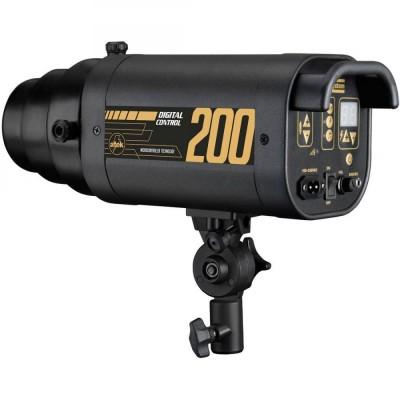 Detalhes do produto Flash Digital Control 200 - ATEK