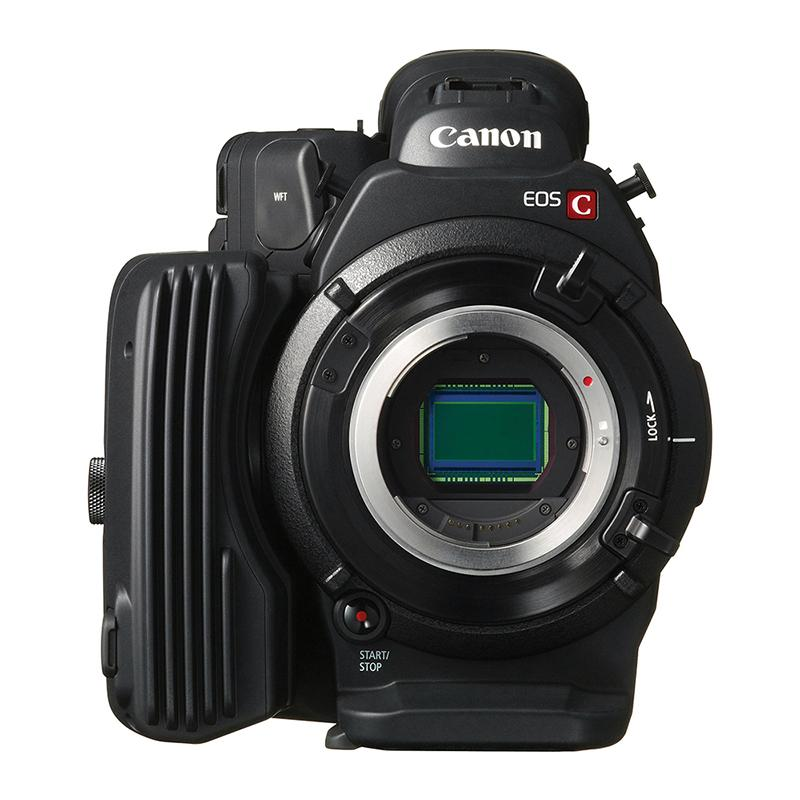 CAMERA DE VÍDEO C500 EF - CANON