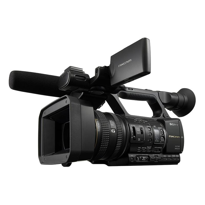 CAMERA DE VÍDEO HXR-NX5 HDV - SONY