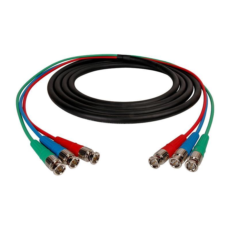 CABO RGB CONECTOR BNC