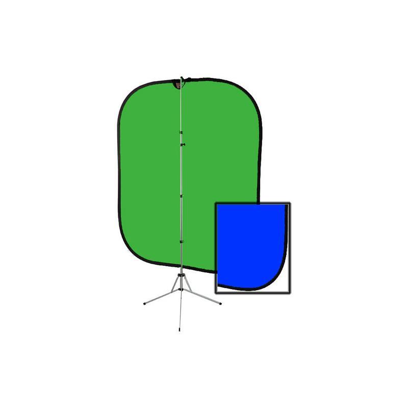 FUNDO AZUL/VERDE CIRCULAR ULTIMATE 0,91MX1,21M - WESTCOTT