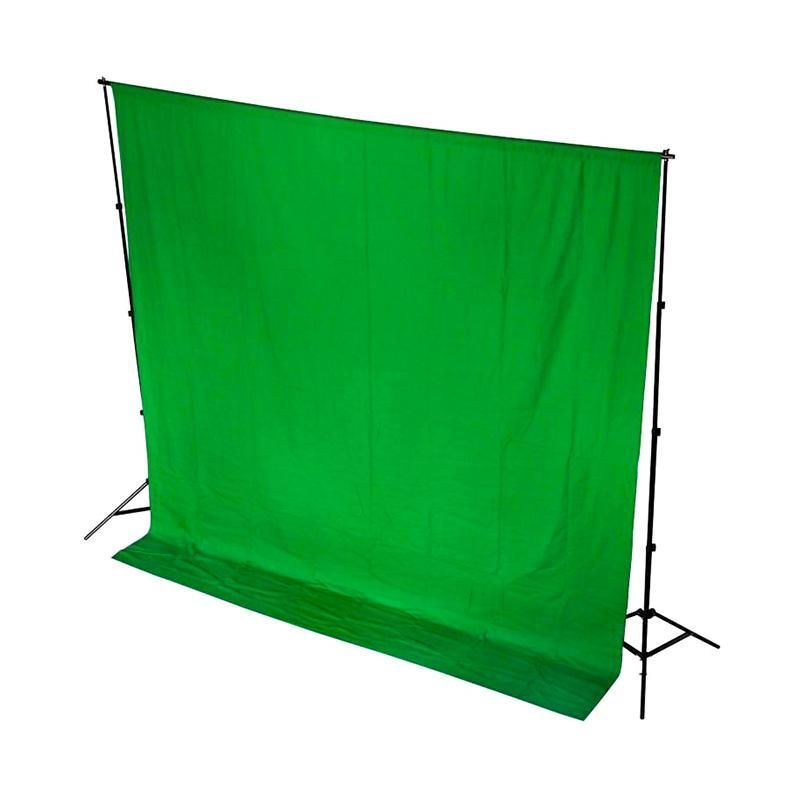 FUNDO VERDE CHROMA KEY 3MX4M - WESTCOTT