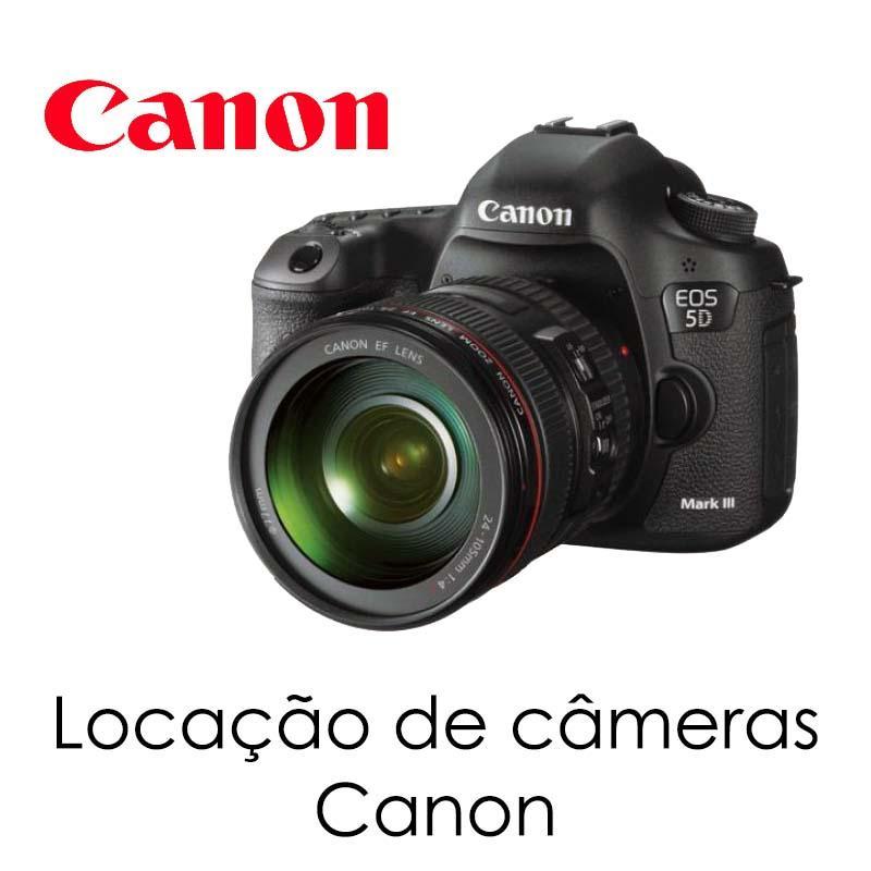 Câmeras Canon