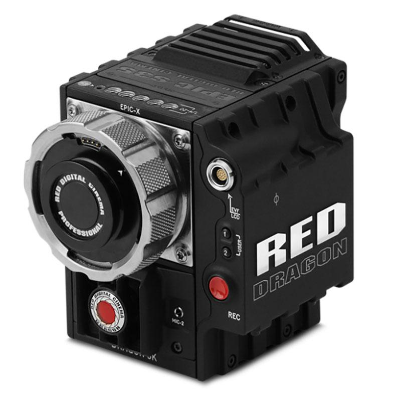 CAMERA DE VÍDEO DRAGON 6K - RED