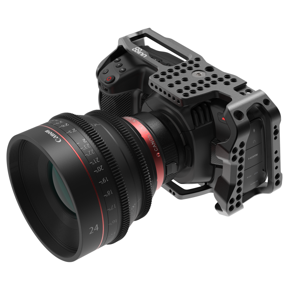 CAGE 8SINN para BLACKMAGIC POCKET CINEMA CAMERA 4K / 6K