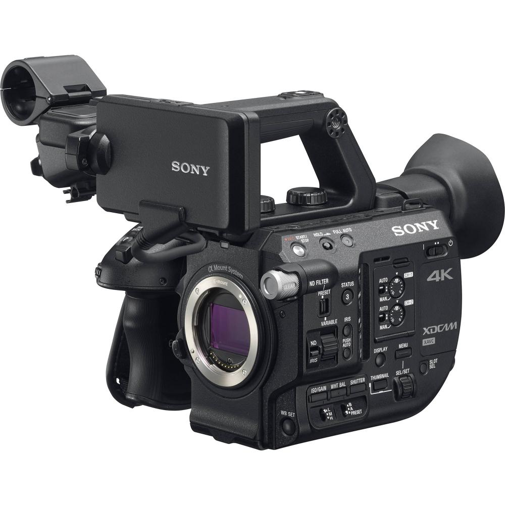 CAMERA DE VÍDEO PXW FS5 - SONY